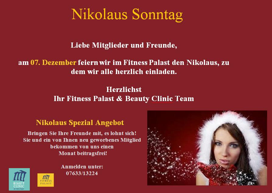 Nikolaus-Angebot